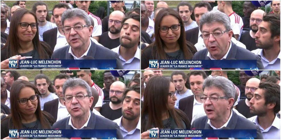 """Rémi Fraisse : Mélenchon juge """"tout à fait exagéré"""" que Cazeneuve porte plainte contre lui"""