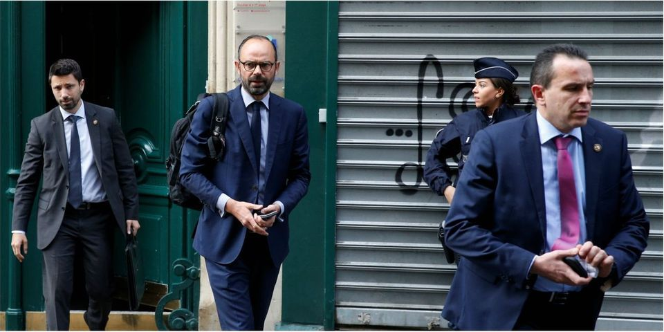 Ce sketch où Edouard Philippe raconte sa première rencontre avec Emmanuel Macron