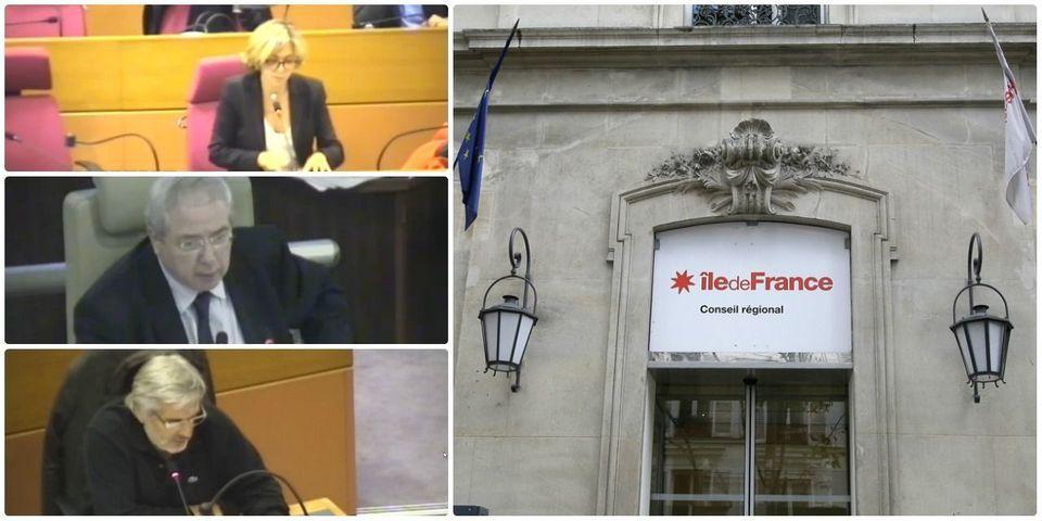 Répétition générale : une semaine avant l'Assemblée, la région Ile-de-France a voté pour reconnaitre la Palestine
