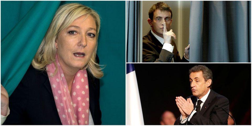 Résultat élections départementales : le FN n'est pas le 1er parti de France