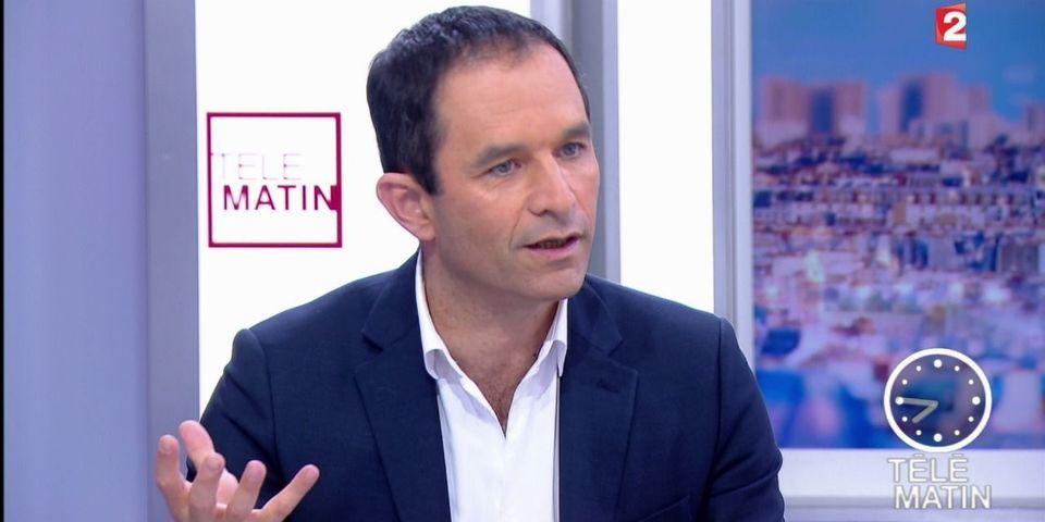 """Retour de Hollande en politique ? """"Il faut tourner la page"""", répond Benoît Hamon"""