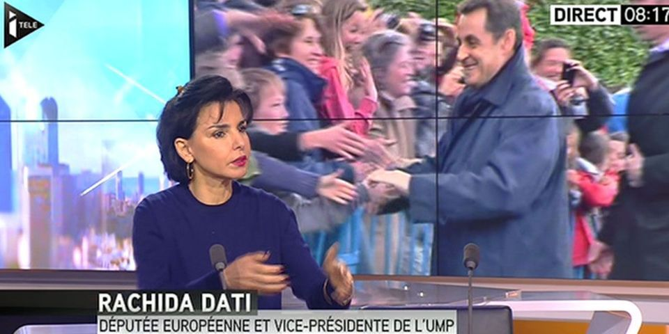 """Ecoutes de Nicolas Sarkozy et soupçons de trafic d'influence : ce n'est pas """"l'affaire du sang contaminé"""", minimise Rachida Dati"""