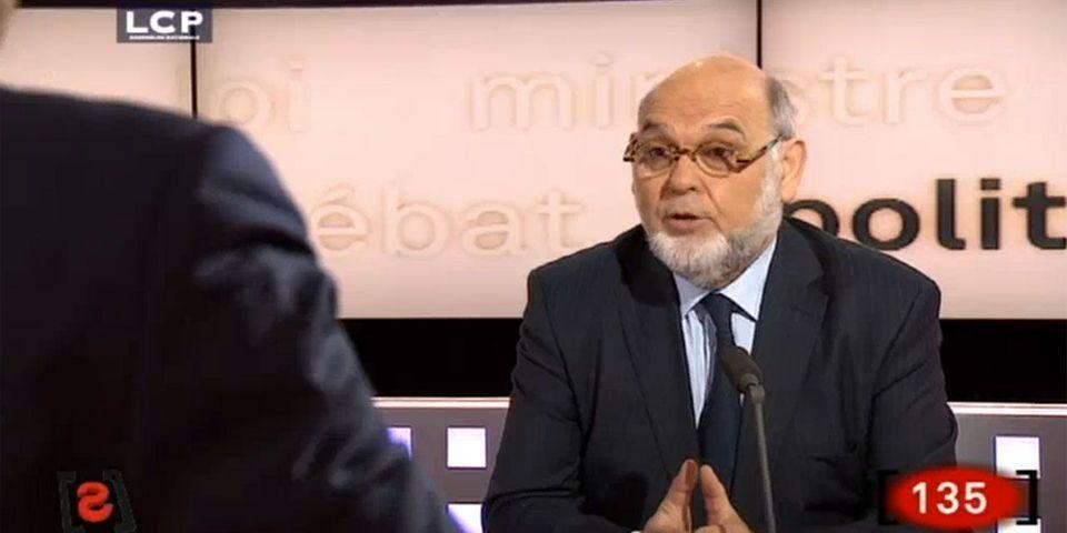 Robert Hue n'aurait pas voté la confiance au gouvernement Valls (si on lui avait demandé)