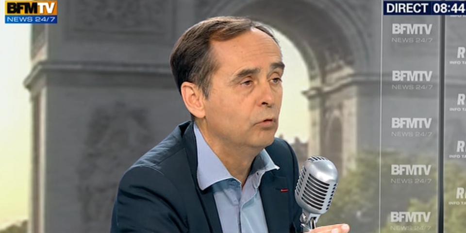 """Robert Ménard """"choqué"""" par les femmes voilées à Béziers"""