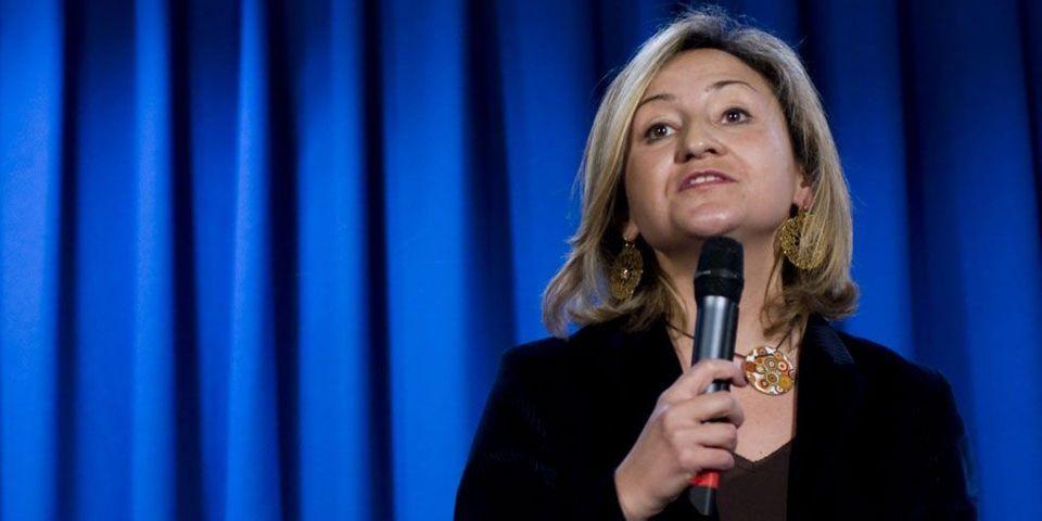 """Roxane Decorte, dissidente UMP dans le 18e arrondissement de Paris : """"NKM me considère comme une femme de ménage"""""""