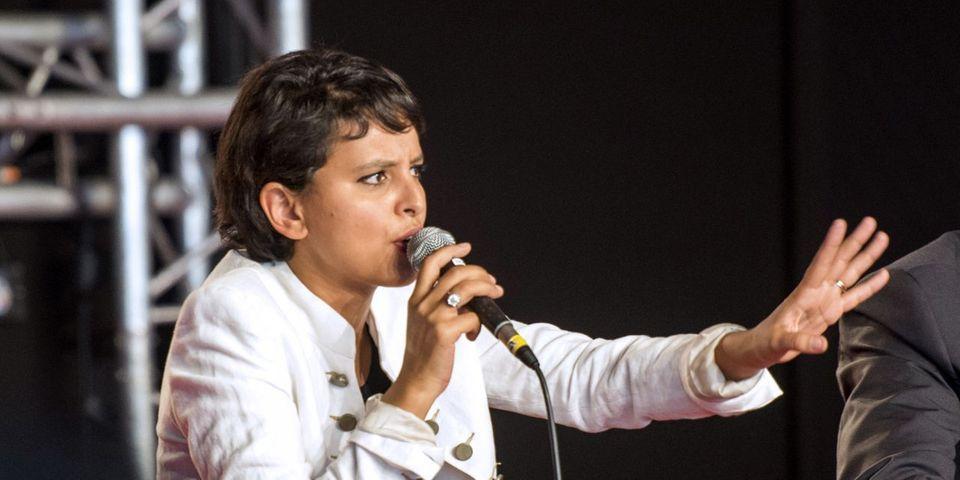 """Sachez-le : Najat Vallaud-Belkacem écrit des chansons """"à la façon d'un Calogero ou d'un Vianney"""""""