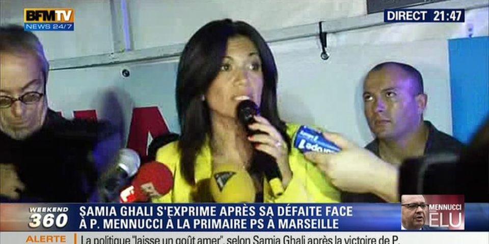 Samia Ghali fait siffler François Hollande et Jean-Marc Ayrault