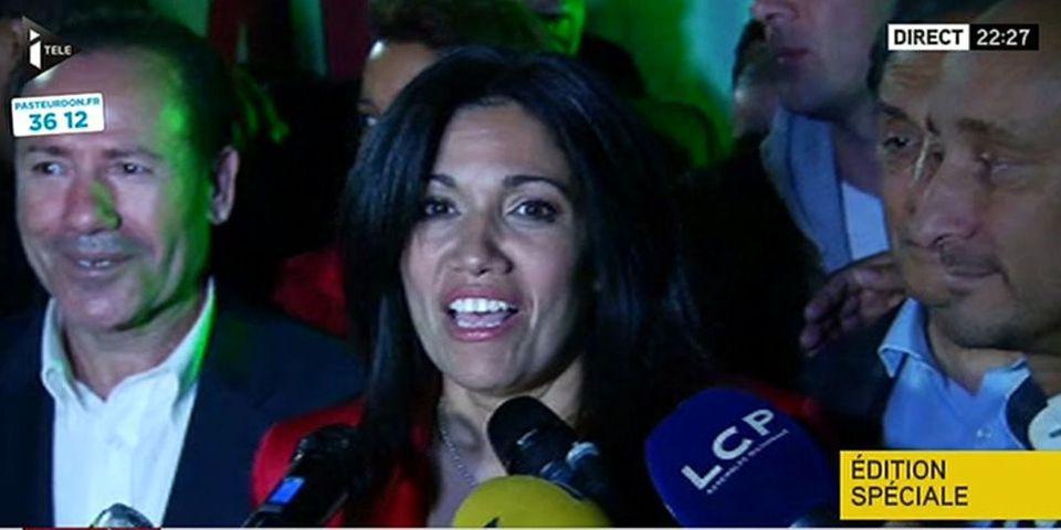 Samia Ghali revendique la victoire à la primaire marseillaise et dit aurevoir à Marie-Arlette Carlotti