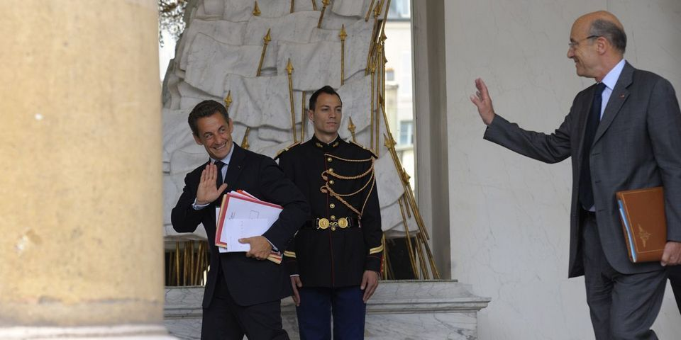 """Sarkozy à Juppé selon le Canard enchaîné: """"Je vais te tuer"""""""