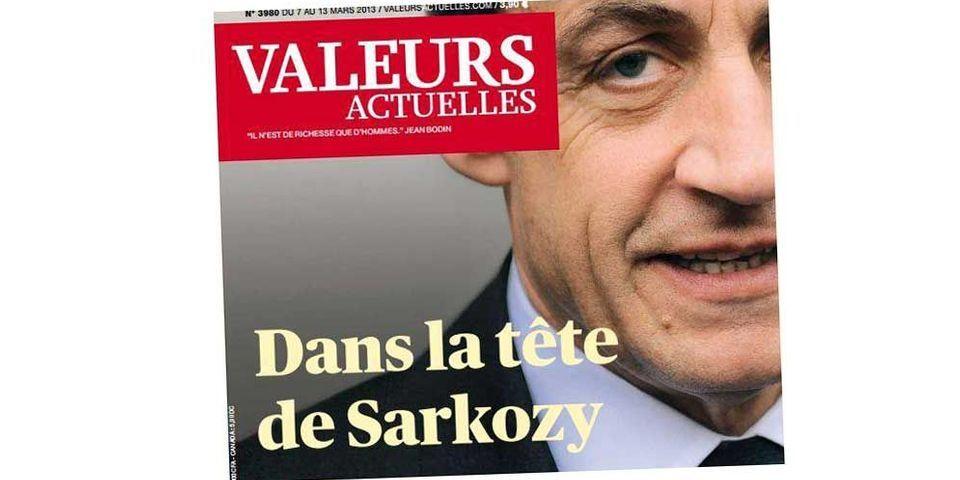 Sarkozy à Valeurs actuelles : le making of raconté par Valeurs actuelles
