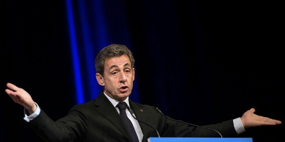 """Sarkozy, après avoir payé le déjeuner lors du conseil national de l'UMP : """"Au pire, je ferai une autre conférence"""""""
