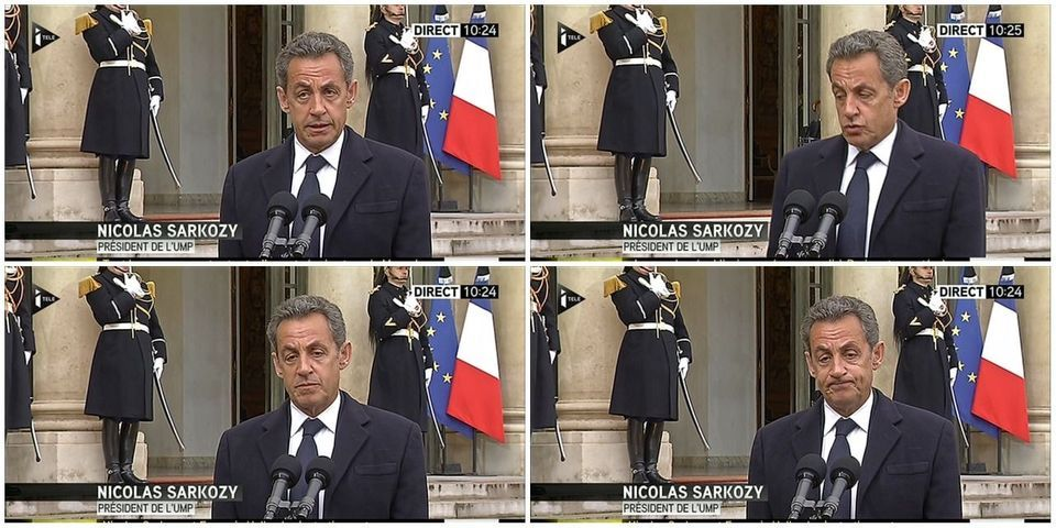 """Sarkozy après sa rencontre avec Hollande : """"Les hommes civilisés doivent s'unir pour répondre à la barbarie"""""""