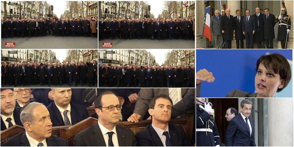 Sarkozy s'impose sur la photo des chefs d'État, article le plus lu de la semaine