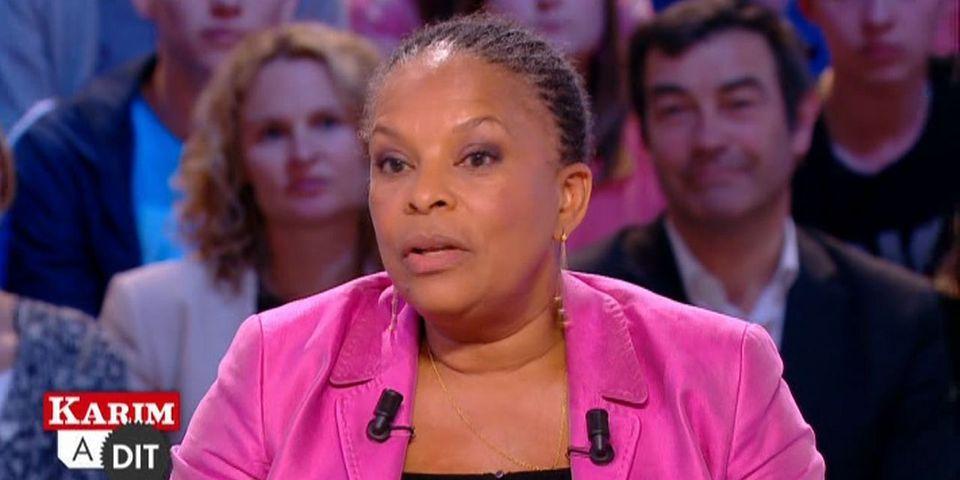 """Sarkozy sur écoutes : Christiane Taubira reconnaît s'être """"trompée de dates"""" mais se défend de tout mensonge"""