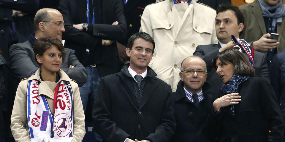 Sarkozy, Valls, Hidalgo, Vallaud-Belkacem : l'art de la langue de bois appliqué au foot