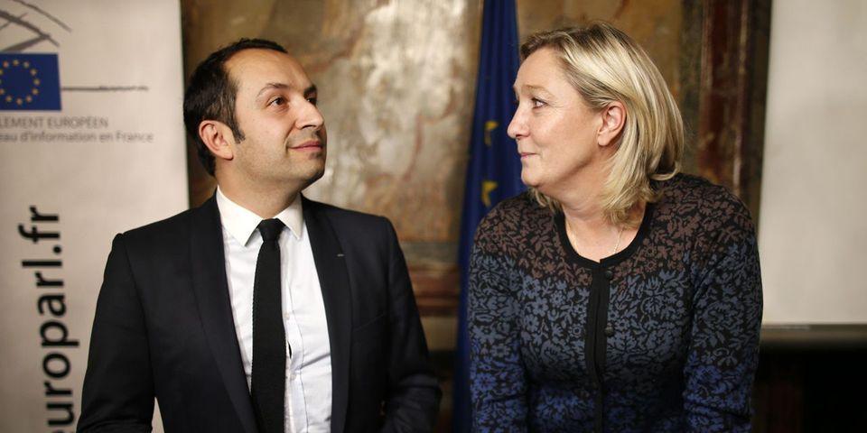 Sébastien Chenu surpris de l'annonce, par Marine Le Pen, de sa candidature pour le RBM aux départementales