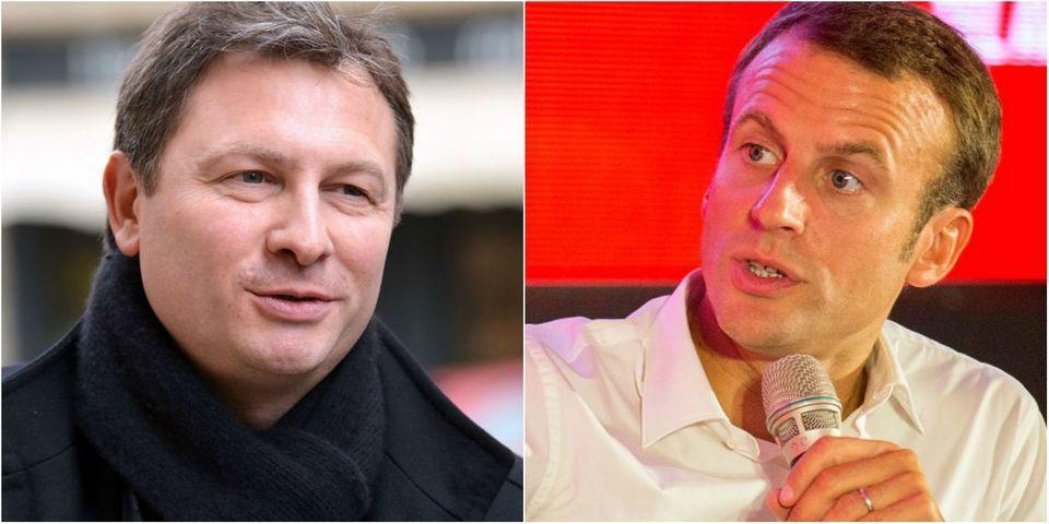Sebastien Huyghe, porte-parole LR, invite Emmanuel Macron à rejoindre Les Républicains