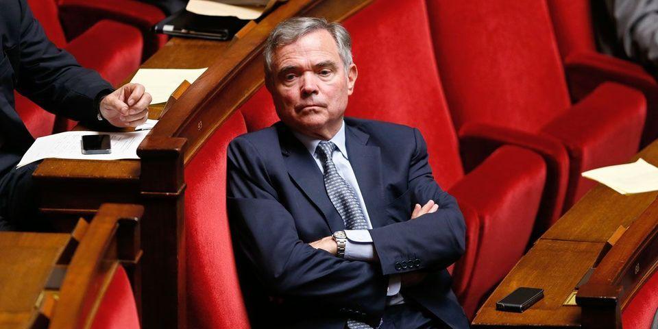 Secrétaire général de LR, ancien président de l'Assemblée, Bernard Accoyer ne se représente pas aux législatives