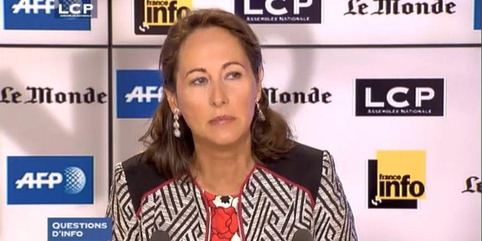 Ségolène Royal appelle la gauche à se calmer après l'expulsion d'une jeune kosovare
