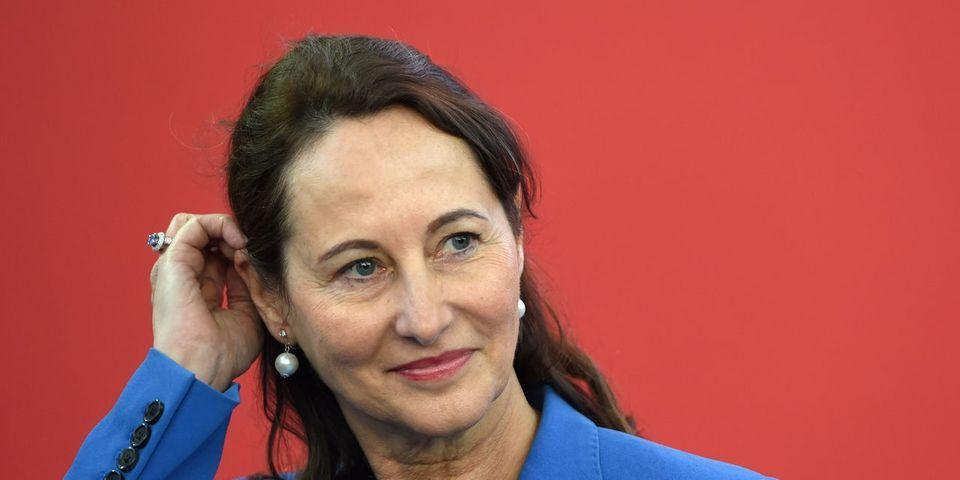 """Ségolène Royal juge """"inquiétants"""" les résultats de la consultation de La France insoumise"""