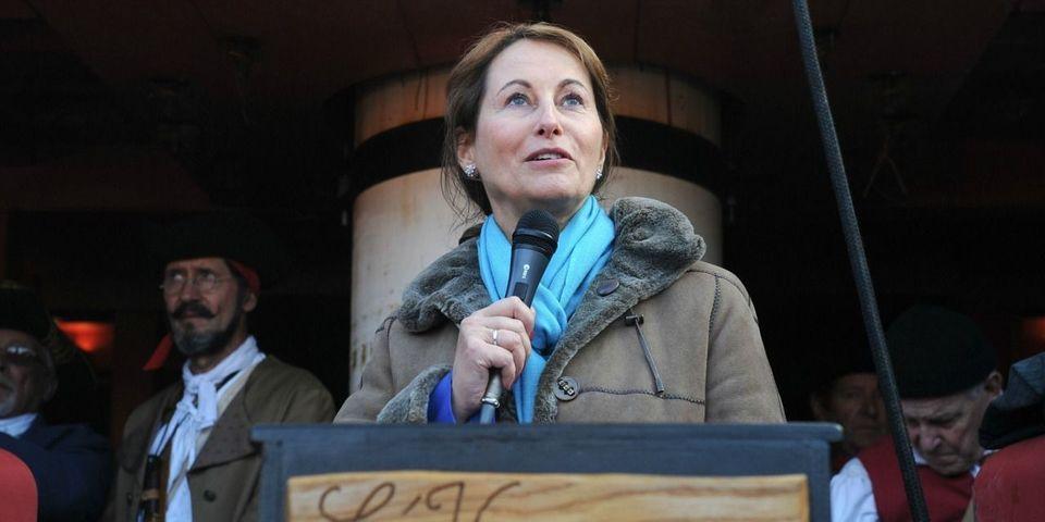 """Ségolène Royal n'est pas indispensable au gouvernement, elle est seulement """"attelée à des tâches considérables"""""""