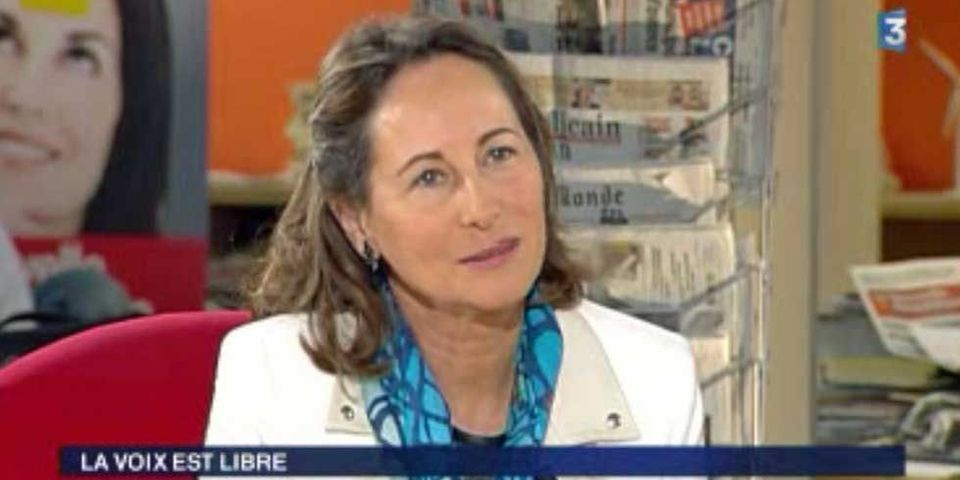 Ségolène Royal rappelle qu'elle n'est pas pour le mariage homo mais plutôt pour une union civile