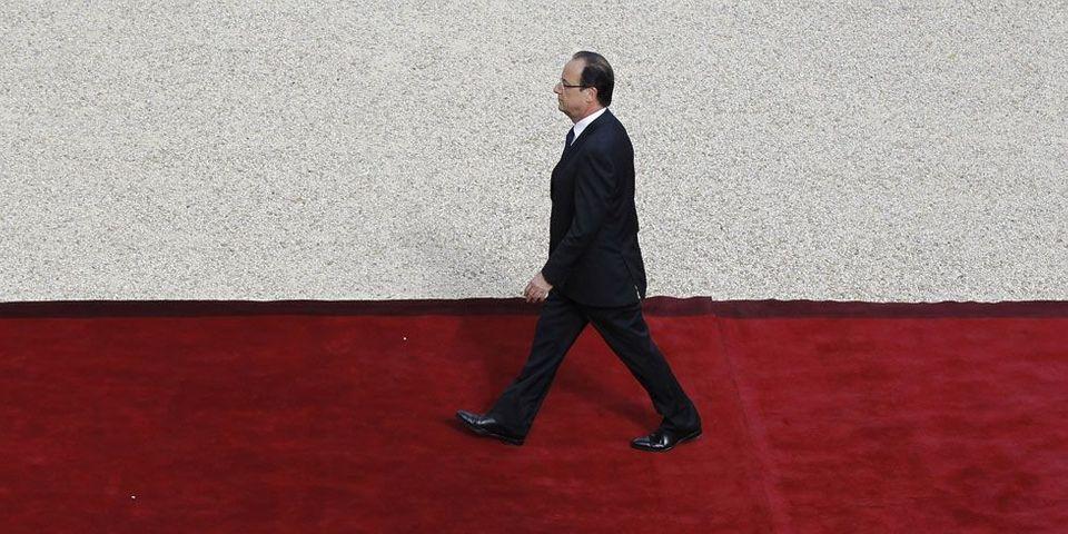 """Selon Claude Bartolone, François Hollande est """"le plus grand solitaire de la République"""""""