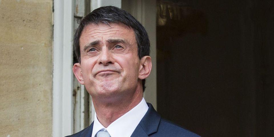 """Selon """"Envoyé Spécial"""", Matignon a dépensé des dizaines de milliers d'euros pour des sondages sur l'image de Manuel Valls"""