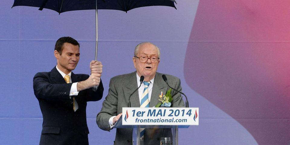 """Selon Florian Philippot, Jean-Marie Le Pen est un """"vieux chanteur qui a du mal à partir"""""""