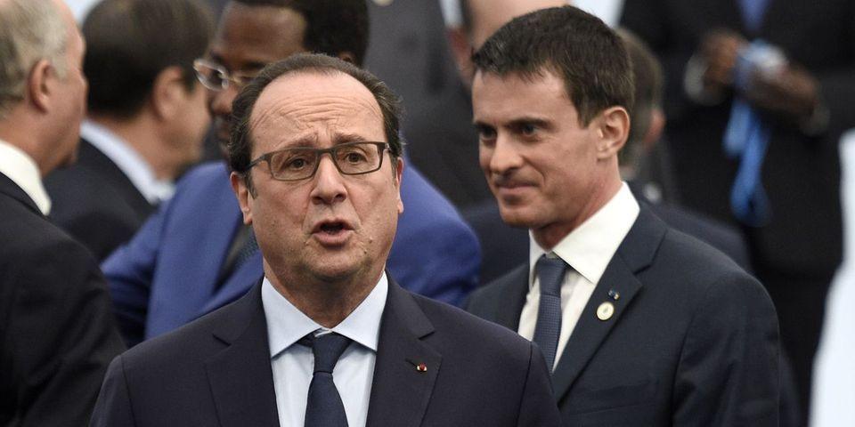 Selon François Hollande, la stratégie de division de la gauche par Manuel Valls lui fera perdre la présidentielle
