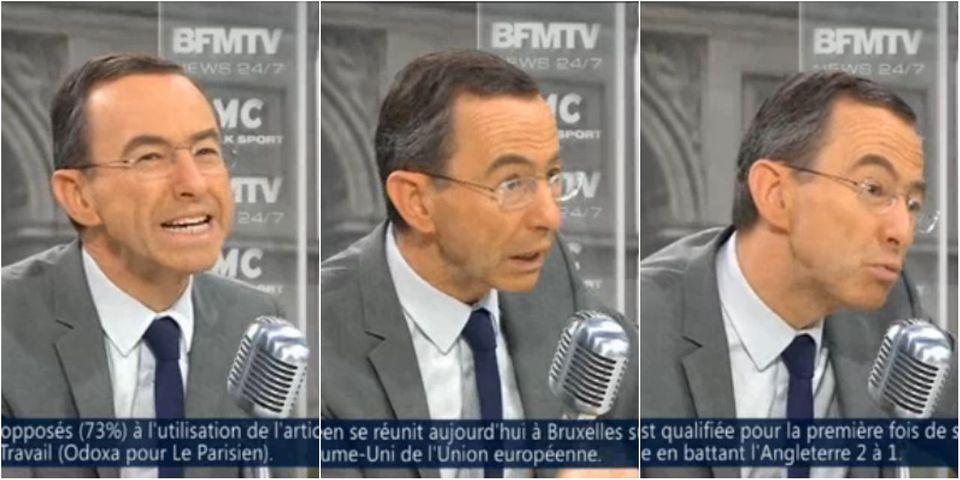 """Selon Retailleau, Fillon est le """"bon mélange"""" entre la """"radicalité"""" de Sarkozy et la """"sérénité"""" de Juppé"""