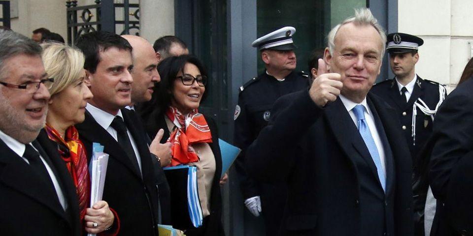 Semaine d'entretiens individuels pour Jean-Marc Ayrault avec ses ministres