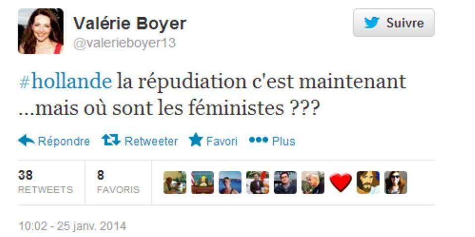 Séparation de François Hollande et Valérie Trierweiler : et les premiers trolls sont ...