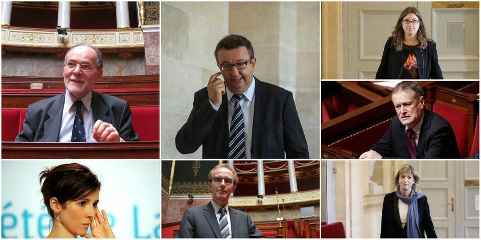 """Sept députés """"frondeurs"""" sanctionnés par Bruno Le Roux"""