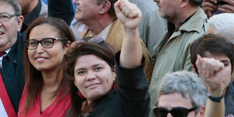 Si elle était ministre des Sports, Raquel Garrido nationaliserait les droits TV de la Ligue 1 de football