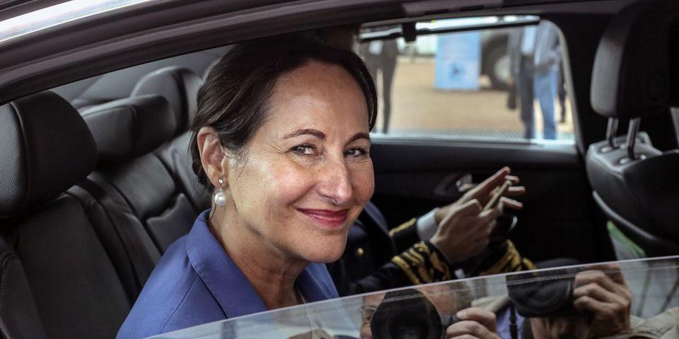 Si elle voulait partir du gouvernement, Ségolène Royal est sûre qu'on lui demanderait de rester