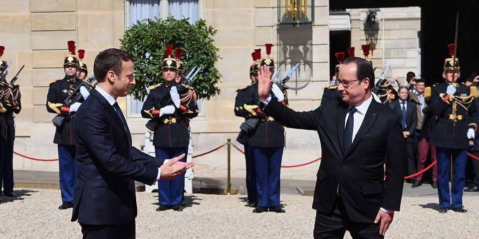 Si Emmanuel Macron n'a toujours pas vu François Hollande à l'Élysée, c'est parce qu'il l'a déjà trop vu par le passé