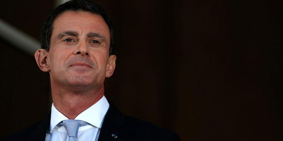 """Si Manuel Valls était candidat aux législatives, c'était pour """"survivre"""""""