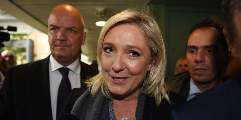 Si Marine Le Pen était dans la Trump Tower, c'était pour chercher des sous, pas pour voir Donald Trump