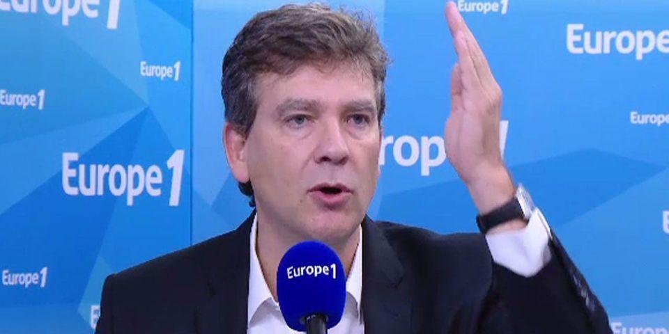 S'il participait à la primaire de la droite, Arnaud Montebourg voterait NKM