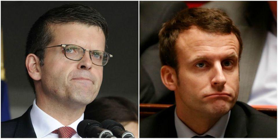 Sondages : Carvounas (PS) rappelle qu'au même moment, François Hollande faisait mieux qu'Emmanuel Macron
