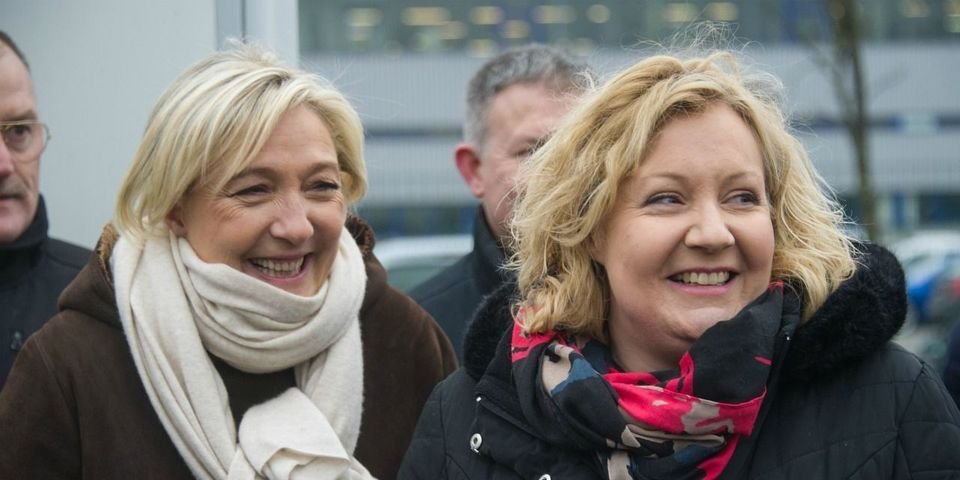 Sophie Montel exclue de la présidence du groupe FN en Bourgogne Franche-Comté