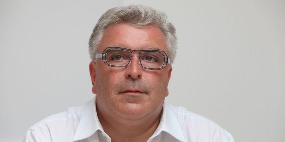 Spotted à la Rochelle: Frédéric Cuvillier et ses lunettes futuristes