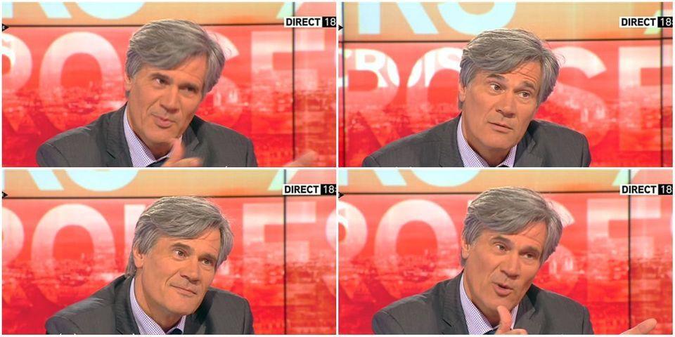 """Stéphane Le Foll se demande avec humour comment il a """"pu devenir ministre sans avoir fait de latin"""""""