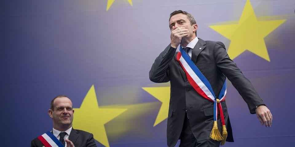 Stéphane Ravier, maire FN du 7ème secteur de Marseille, interdit à ses agents de parler une langue étrangère