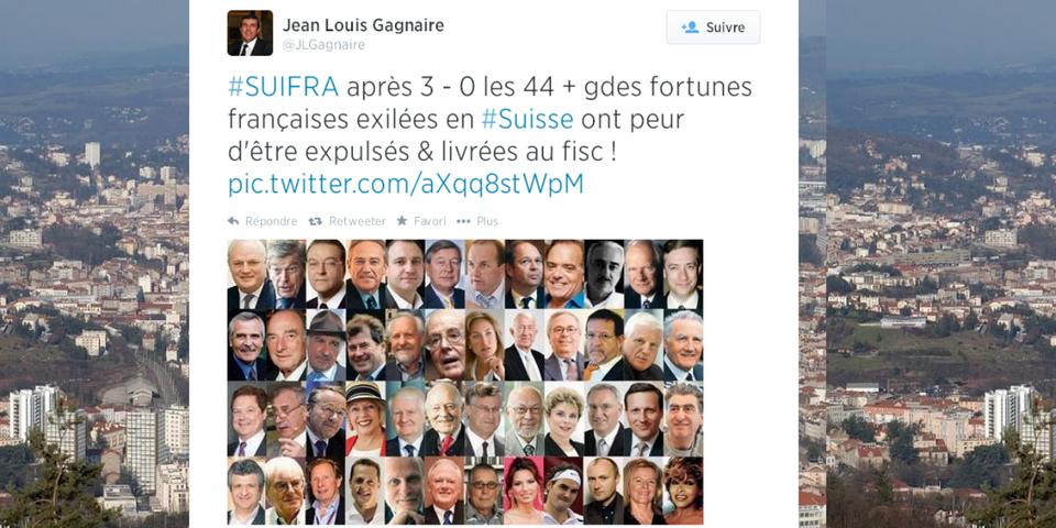 Suisse-France : cinq buts français et un déluge de petites blagues chez les politiques