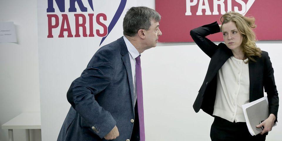 """""""T'es une merde"""": le maire UMP du 6e arrondissement juge """"pas corrects et pas acceptables"""" les propos de NKM sur Jean-François Copé"""