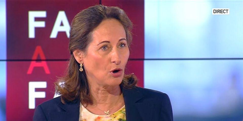 """Taxes nouvelles : Ségolène Royal fustige """"les fuites qui désorientent les Français"""" et la mauvaise communication du gouvernement"""