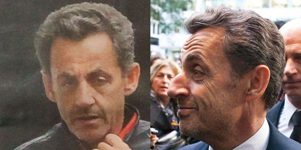 Terminée, la barbe de Nicolas Sarkozy ?
