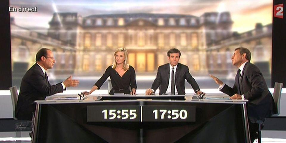 TF1 veut un deuxième débat pendant l'entre-deux tours de la présidentielle